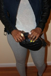I absolutely love this bag...its one of my fav bargain finds